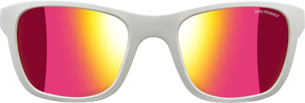 Julbo Reach L Spectron 3CF Sunglasses Junior 10-15Y White/Green-Multilayer Pink 2018 Sonnenbrillen Y9gKp
